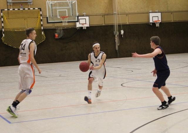 Herren II - Spielertrainer Fuad Salim