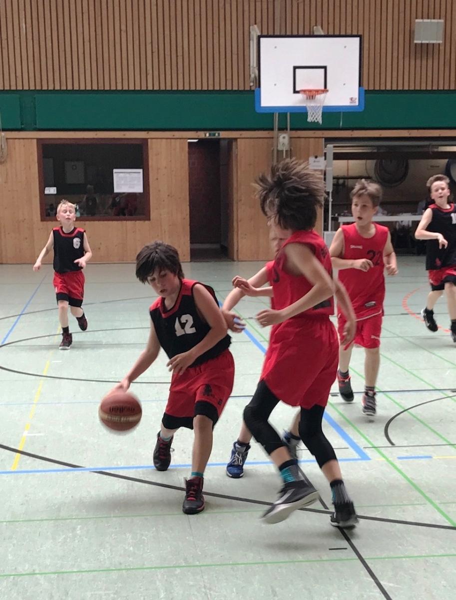 20.05.2017: MECCES-Cup / Zweiter Platz für die Ebstorfer U10