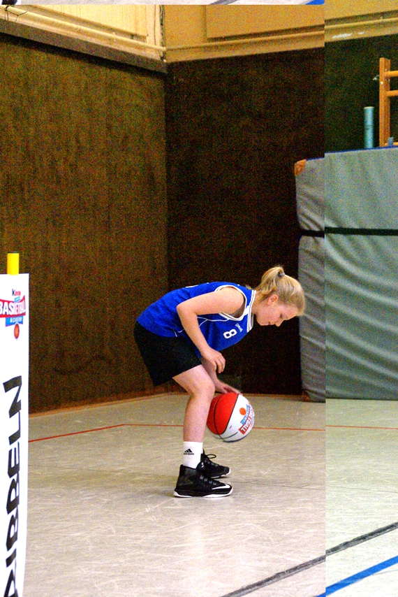 03.06.2017: kinder+Sport Basketball Academy / Dribbeln