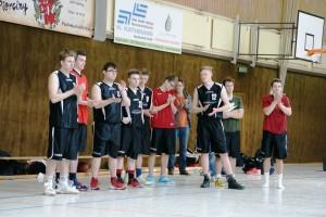 22./23.04.2017: NBV U20-Landesmeisterschaft / Finalist MTV/BG Wolfenbüttel