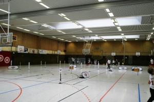 03.06.2017: kinder+Sport Basketball Academy / Parcour