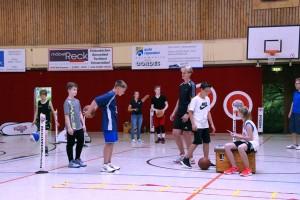 03.06.2017: kinder+Sport Basketball Academy / Koordination