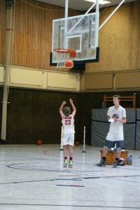 03.06.2017: kinder+Sport Basketball Academy / Korbleger