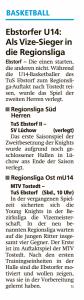 Vorberichte Team Ebstorf Knights vom 19.09.2020