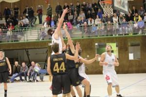WE 04.02.2017 / Vorbericht Auswärtsspiel Heide Knights / Beim Hinspiel gegen Bramfeld – Justus Koch setzt sich durch