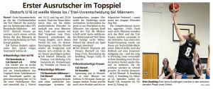 Spielberichte Ebstorf Knights vom 11.02.2020