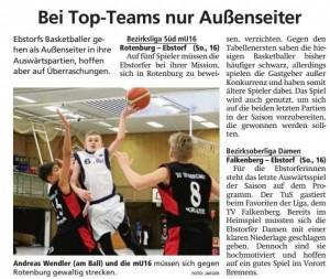 Vorberichte Team Ebstorf Knights vom 02.03.2019