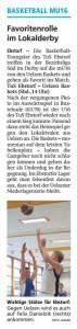 Vorbericht Team Ebstorf Knights vom 16.03.2019