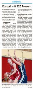 Spielberichte Ebstorf Knights vom 24.09.2019